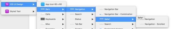 图层英文怎么写?来看看 Apple 官方写法:Controls 篇