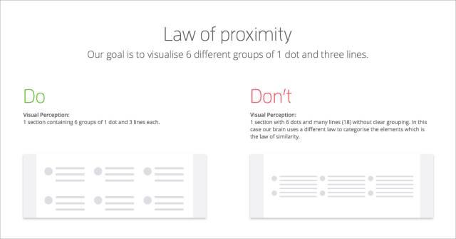UX与心理学携手共进——如何在交互设计中应用格式塔理论?