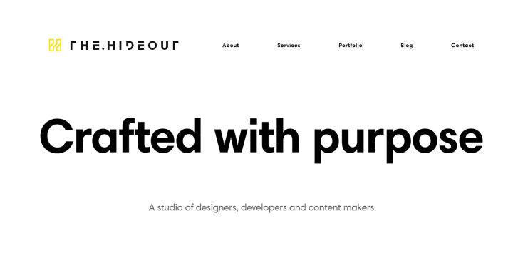 5种字体设计策略,帮你创造精彩出挑的网页视觉体验