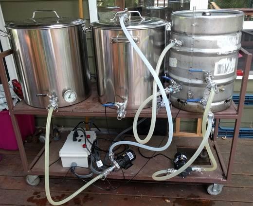 用 Linux、Python 和树莓派酿制啤酒