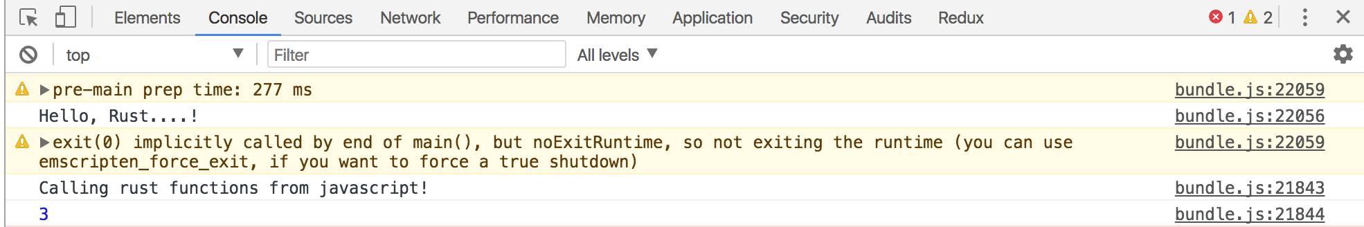 前端高性能计算(3):Rust -> asm.js & webassembly