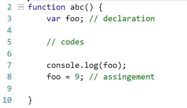 轻松学习 JavaScript(5):简化函数提升