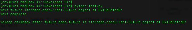 Tornado 源码阅读:初步认识
