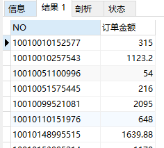 MySQL数值取整计算